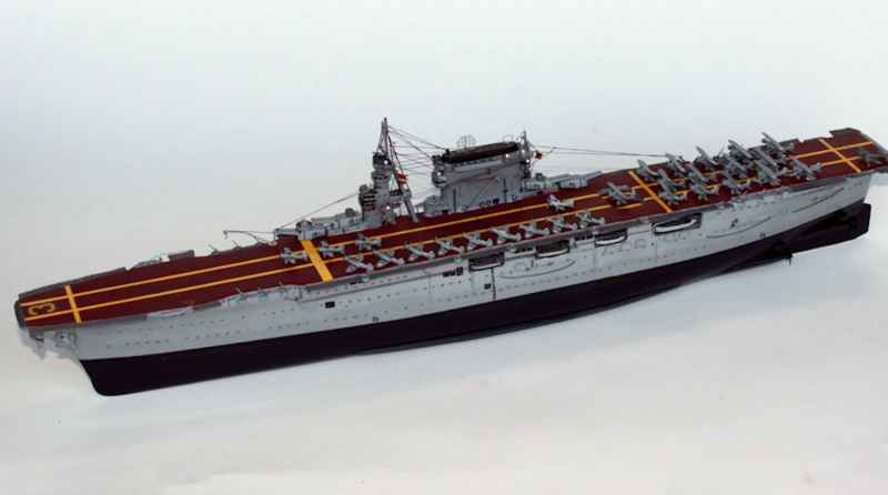 26 Model Aircraft Carrier