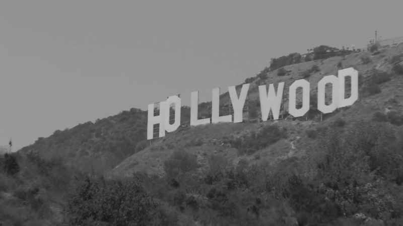 2 Hollywood Sign
