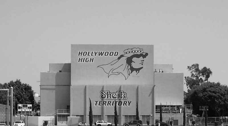 40 Hollywood High School