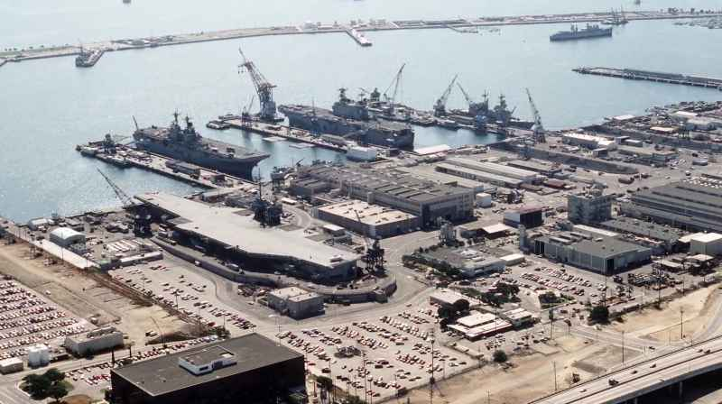 6 Naval Harbor