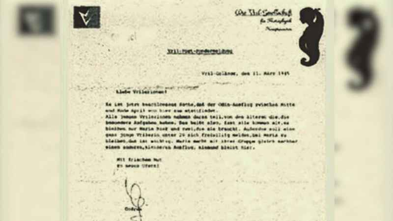 92 Vril Document