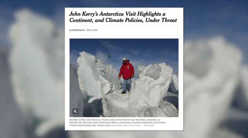 10 Article On John Kerry