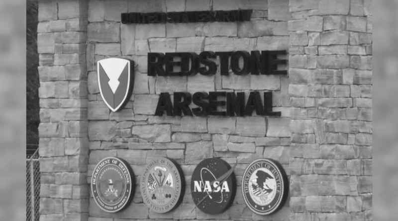6 Redstone Arsenal